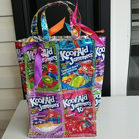 kool aid Other - Homemade Kool Aid Juice Drink Purse